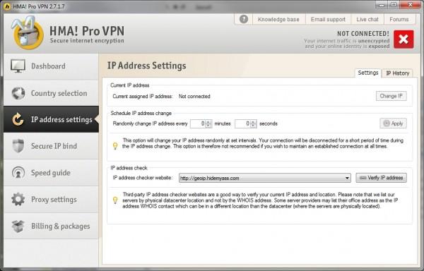 HidemyAss Review | Best VPN Providers