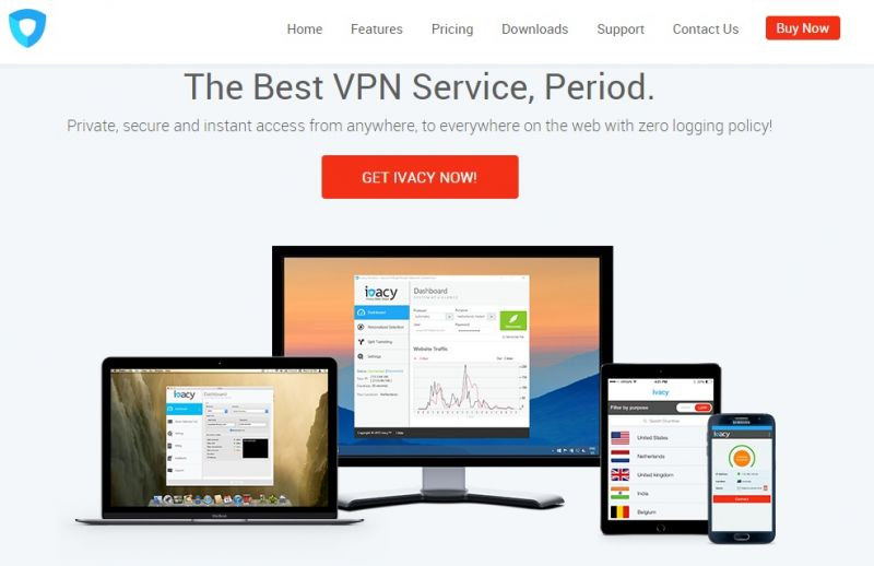 Ivacy.com – Ivacy Review Screenshot