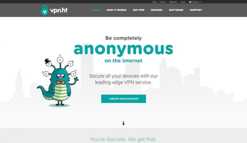 VPN ht Review | Best VPN Providers